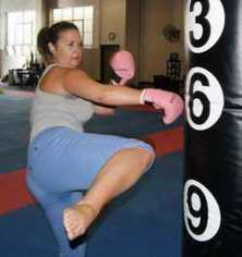 Fitness Kickboxing Classes