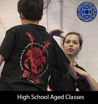 Martial Arts for Teens