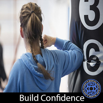 Build Confidence Self Defence For Women
