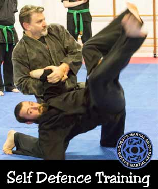 Melbourne Martial Arts classes
